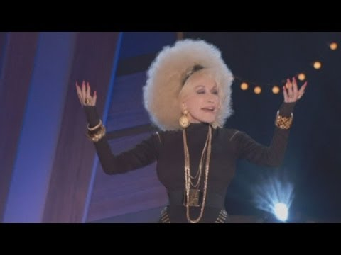 Dolly Parton raps about Miley Cyrus and twerking for Queen Latifah