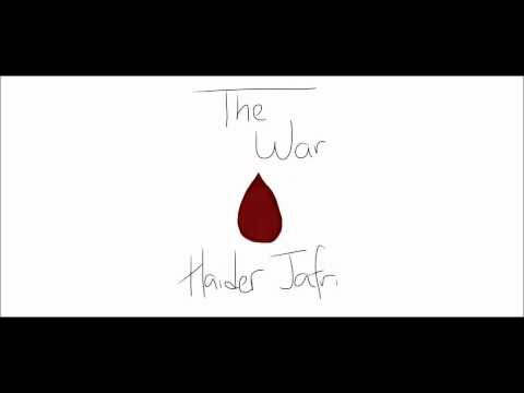 The War // Haider Jafri (original)