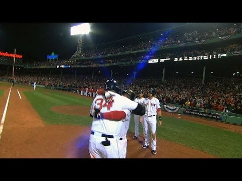 Take a look back at Big Papi's postseason heroics