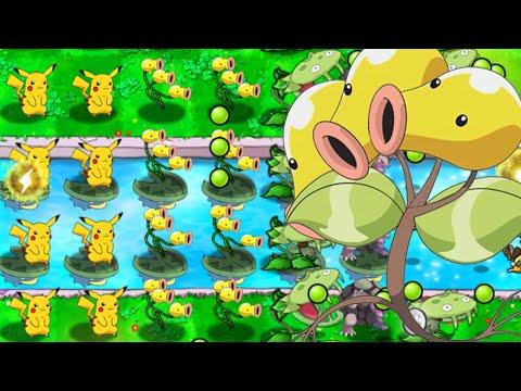 Pokemon vs Zombies - Hoa quả nổi giận Pokemon (Phần 6)