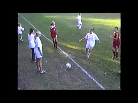 Chazy - Willsboro Girls  9-24-03