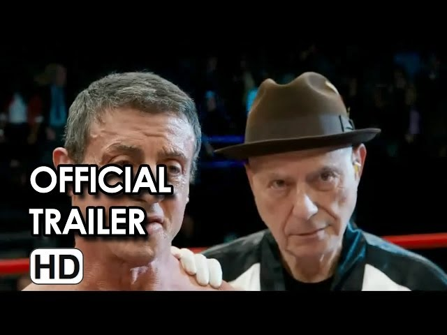 Grudge Match Official UK Trailer (2013) - Robert De Niro, Sylvester Stallone HD