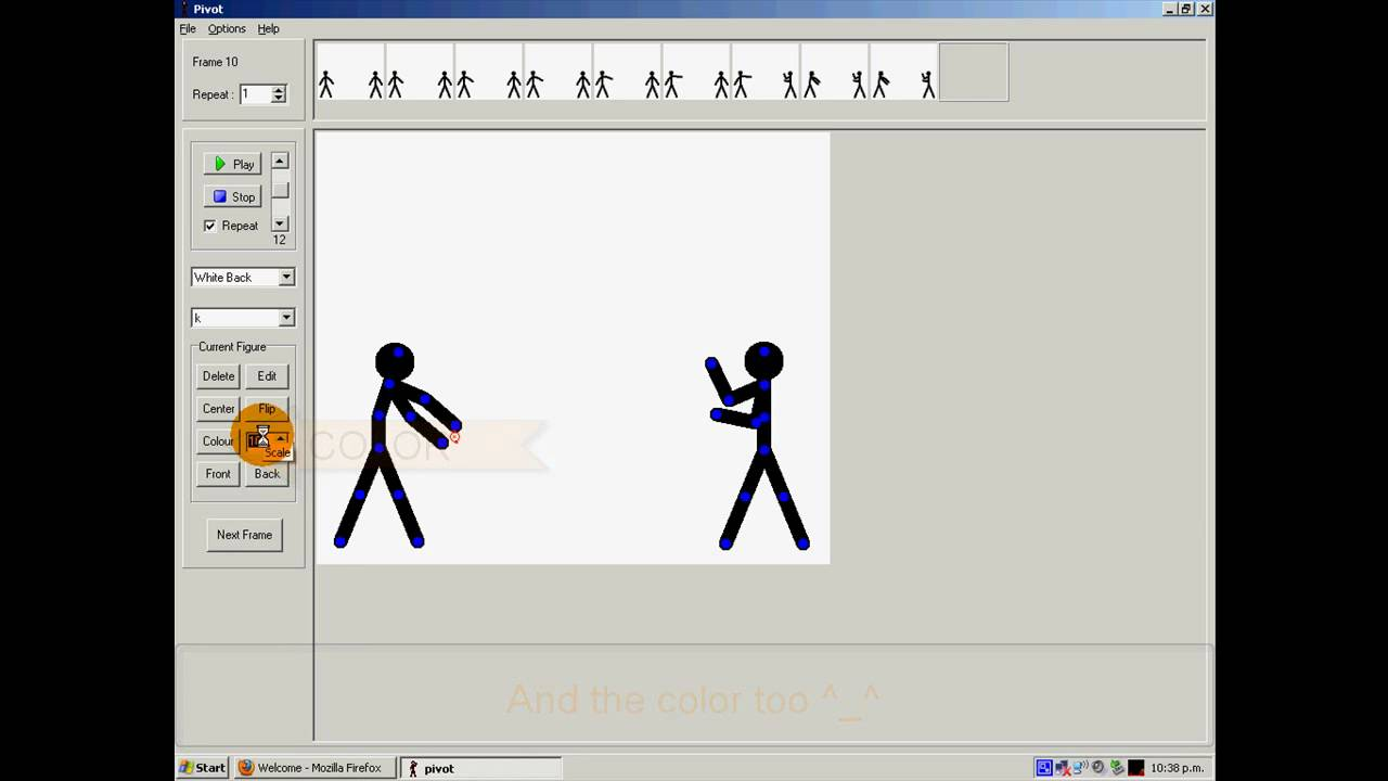 Pivot Stickfigure Animator 3.0