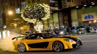 The Fast And The Furious: Tokyo Drift & Fast 6 Cliffhanger