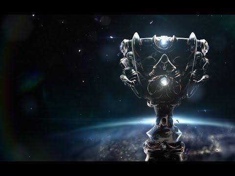 League of Legends WORLD FINALS Login Theme