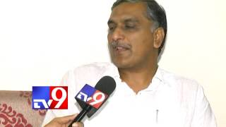 I will Not quit TRS - Harish Rao..