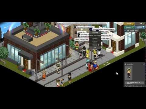 Trolleando en Habbo City - YouTube