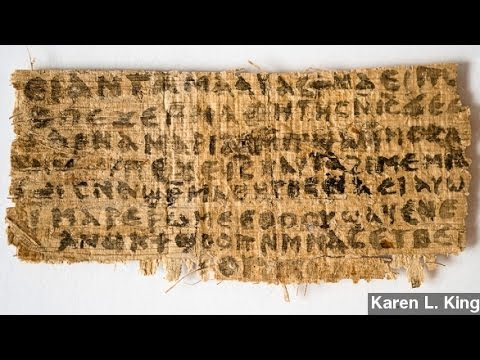 Does Papyrus Prove Jesus Was Married?