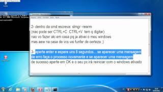 Como Ativar O Windows (Sem Serial E Sem Chave De Licença