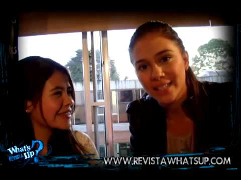 Video Blog - Revista What`s Up  -   Entrevista Greeicy Rendon - julio 5  - 2012 !!!