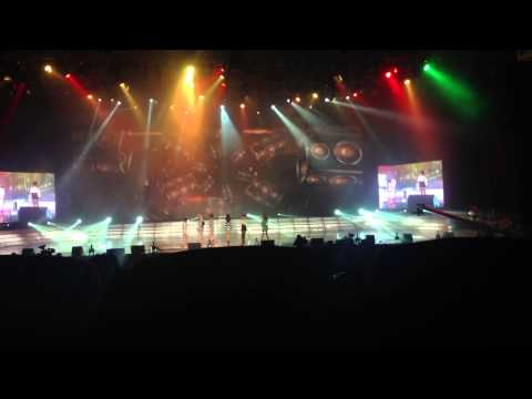 T-ara in Cambodia 'I go crazy because of you'