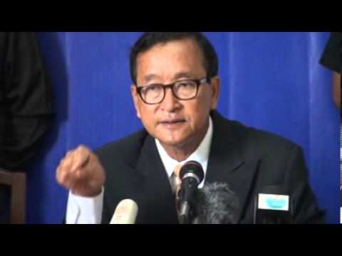 CNRP refusing the result - Part 2