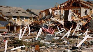 ارتفاع حصيلة ضحايا إعصار مايكل إلى 17 قتيلا على الأقل | قنوات أخرى