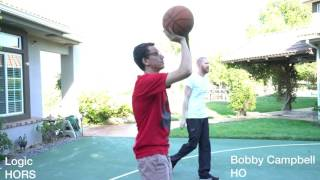 Logic VS Bobby Campbell - HORSE