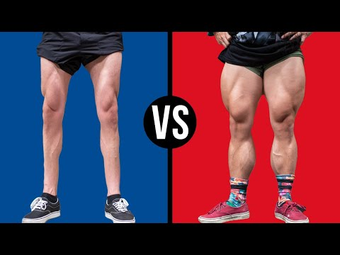 Calisthenics Vs Bodybuilding (NEVER SKIP LEG DAY)