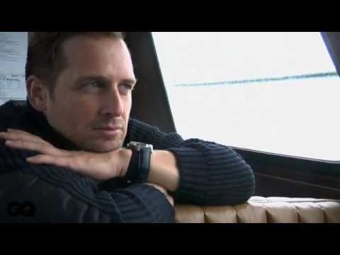 Josh Lucas on Ocean Conservation