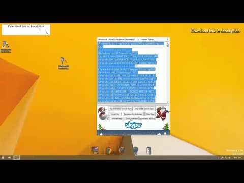 Windows 8.1 Product Key Finder v14 Free Download