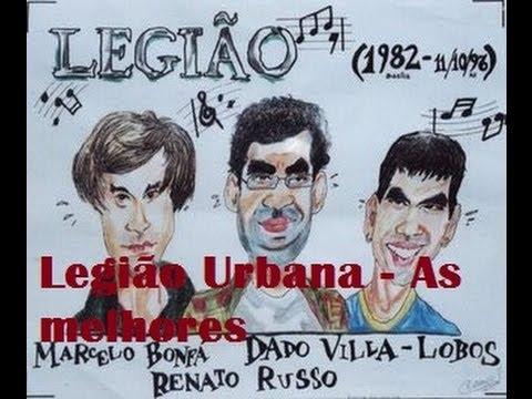 As melhores músicas de Legião Urbana + download