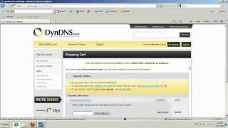 How To Do Port Forwarding DynDNS And Dynamic IP