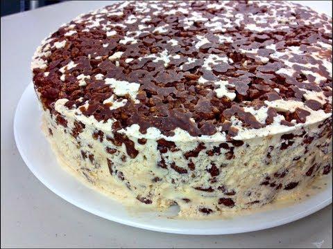 Google Images Ice Cream Cake : NUTELLA ICE CREAM CAKE - YouTube