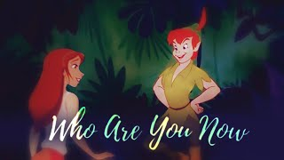 Who Are You Now {Peter Pan + Jane Porter}