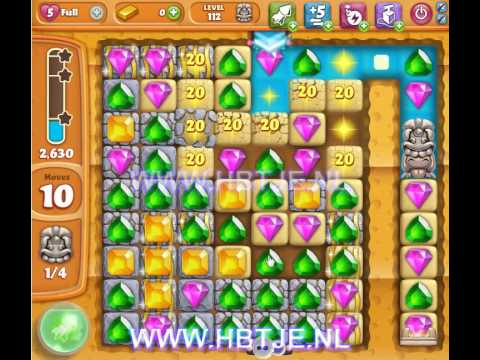 Diamond Digger Saga level 112