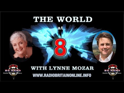World at 8 Monday 30 June 2014 with Nick Griffin