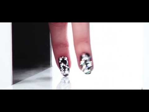 The Hottest Nail Trends Worldwide, Nail Fashion Show, Summer 2013 Colors - Fashion & Beauty TV,