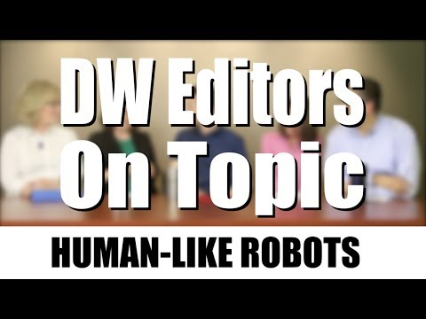 Editors On Topic - Human-Like Robots