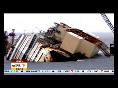 Unprecedented salvage of Italy cruise ship to start