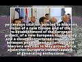 France s Macron wins prestigious German European unity prize