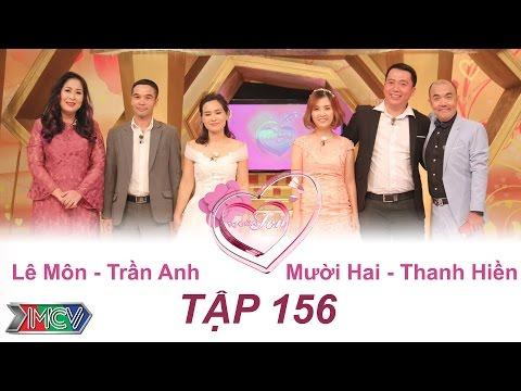 VỢ CHỒNG SON - Tập 156 | Lê Môn - Trần Anh | Mười Hai - Thanh Hiền | 07/08/2016