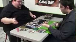 Nerd Rage Over Card Game