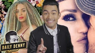 Beyonce's Twins Have ARRIVED! Jay-Z Drops 'Adnis,' and Blake & Gwen PDA!!! | Daily Denny 🌟NEW SHOW⭐