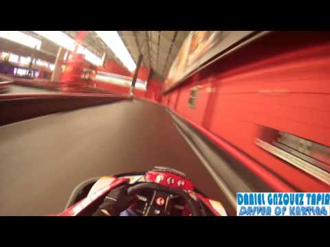 [HD] Carlos Sainz Center Madrid 2 Pistas
