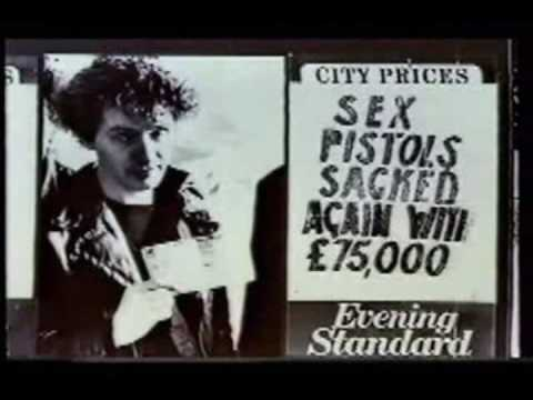 Sex Pistols Video Collection 09 Submission [High Definition] HD