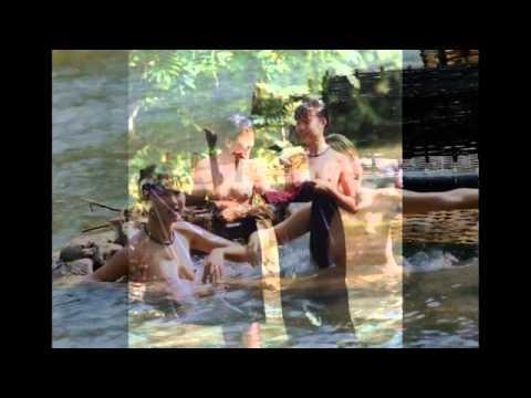 Sơn La - Tục tắm tiên của phụ nữ dân tộc Thái