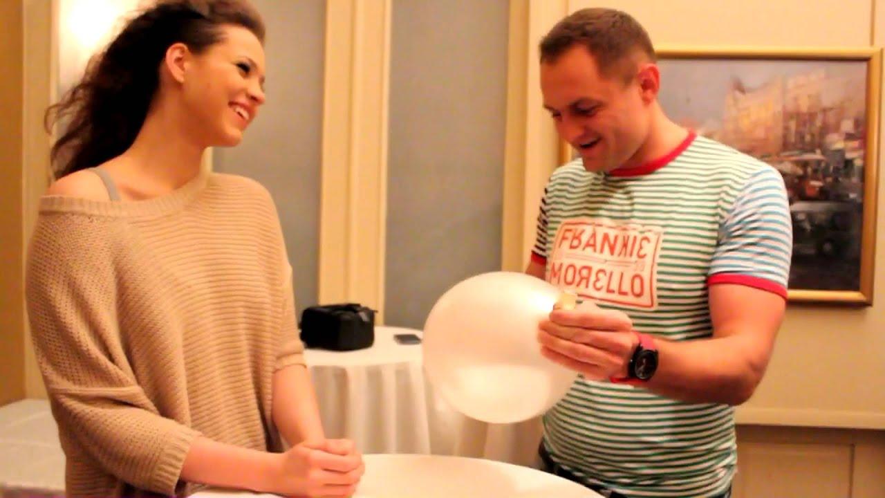 Iluzjonista Mac'k Kozmo z Mam Talent vs Anna Bałon z Top ...