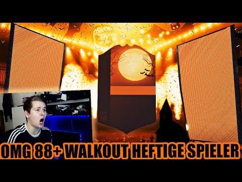 FIFA 18: OMG 88+ WALKOUT BEAST SCREAM PACK OPENING!😱😱 - ULTIMATE TEAM - 2x Heftige Walkouts!