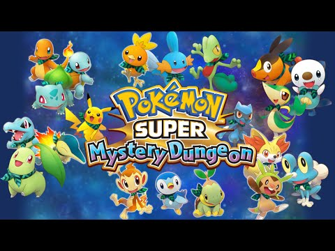 (3DS) Pokémon Super Mystery Dungeon - Playthrough - Chapter 1 (Intro)