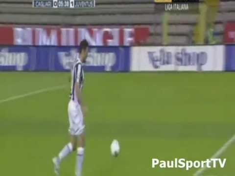 Cagliari - Juventus 0-2 - Sky - Ampia Sintesi - Highlights (6-5-2012)