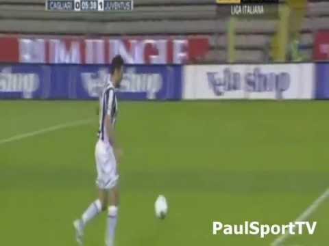 Cagliari - Juventus 0-2 - Sky - Ampia Sintesi - Highlights (6-5-2012)