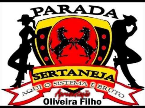 Programa Parada Sertaneja - Sertaneja Romantica - Antigas 1