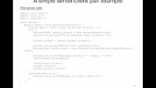 Java Programming - Lecture 11 (Part 2)