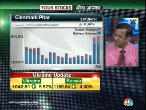 Glenmark Pharma may test Rs 650: SP Tulsian