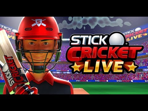 STICK CRICKET LIVE | AUTO MATCHING FUNNY GAMEPLAY | HEAD TO HEAD CHALLENGE !