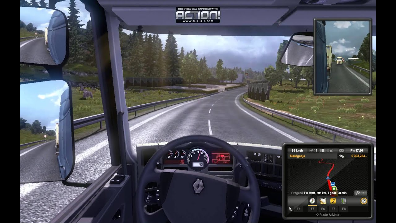Euro Truck Simulator 2 - Free download and software