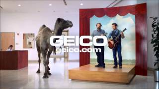 Geico Hump Day Camel Commercial * PLUS T-Shirt Offer