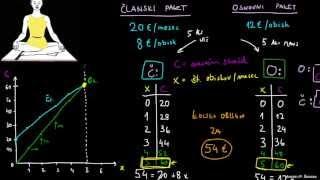 Joga – Sistem enačb 1