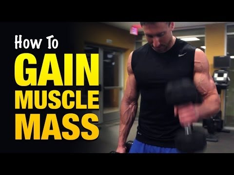 How To Gain Muscle Mass Fast: 3 Tips That Pro Bodybuilders Use For Quick Muscle Gains